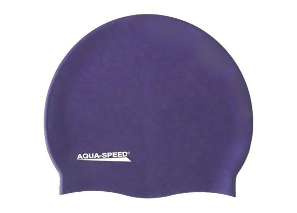 Aikuisten uimalakki Aqua-Speed Silikoni Mega 1