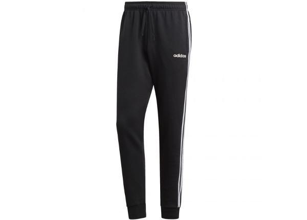 Meeste dressipüksid adidas Essentials 3 S Tapered Pant FL M DQ3095