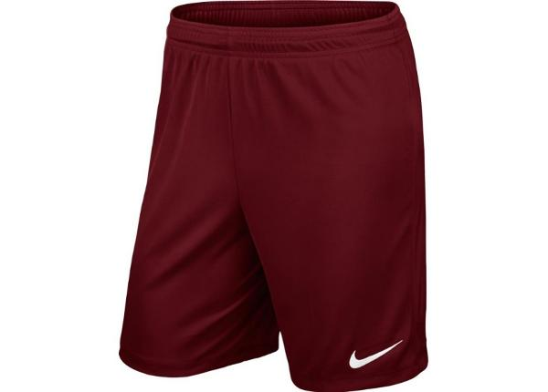 Miesten jalkapalloshortsit Nike Park II M 725887-677