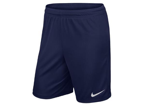 Miesten jalkapalloshortsit Nike Park II M 725887-410