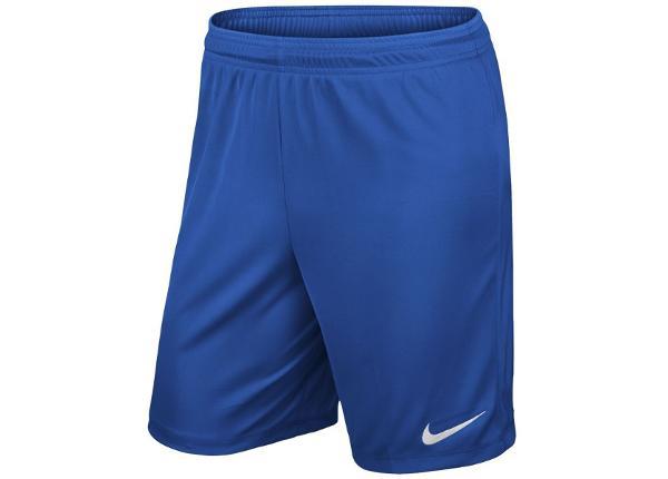 Laste lühikesed jalgpalli püksid Nike Park II Junior 725988-463