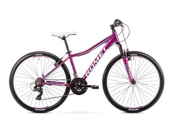 Naisten maastopyörä 17 M Rower ROMET JOLENE 6.0