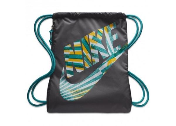 Kenkäpussi Nike Heritage Gymsack GFX 1 BA6010-021
