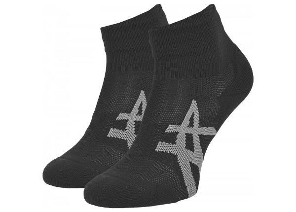 Spordisokkide komplekt täiskasvanutele Asics Cushioning Sock Running 2-pakk 130886-0904