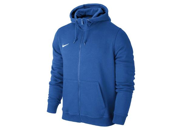 Lasten huppari Nike Team Club Full-Zip Hoodie Junior 658499-463