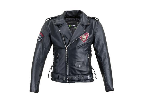 Meeste mootorratta jakk nahast W-TEC Black Heart Perfectis