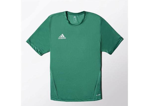 Laste jalgpallisärk adidas Core Training Jersey M S22395