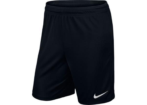 Miesten jalkapalloshortsit Nike Park II M 725903-010