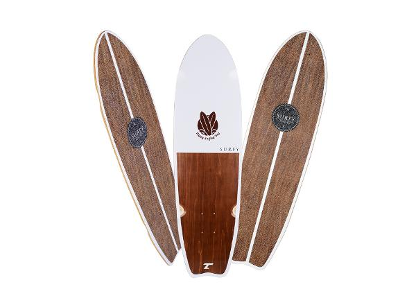 Longboardin dekki SURFY Tempish