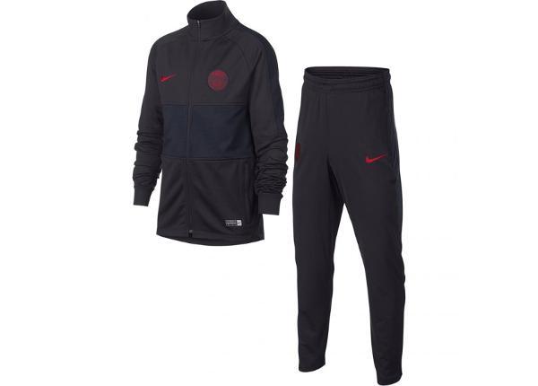 Laste dresside komplekt Nike PSG Dry STRK TRK Suit K Jr AO6752-081