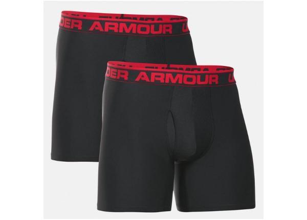 Aluspesu meestele Under Armour Original Series Twist Boxerjock 2-pakk M 1282508-001