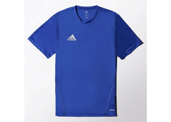 Laste jalgpallisärk adidas Core Training Jersey M S22393