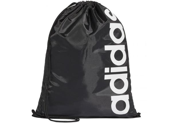 Kenkäpussi Adidas Linear Core Gym Sack musta DT5714