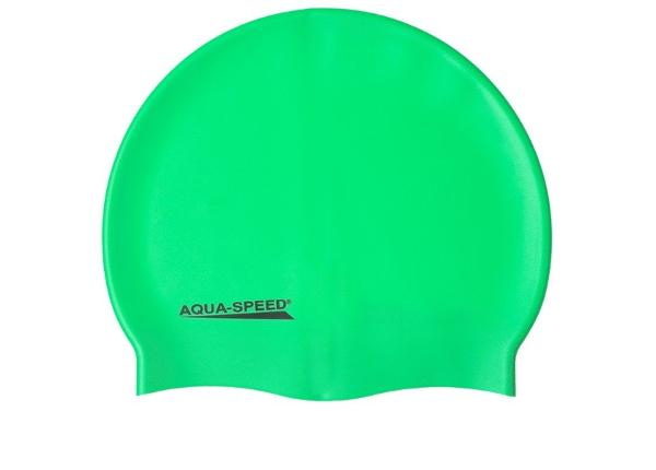 Aikuisten uimalakki Aqua-Speed Silikoni Mega 4