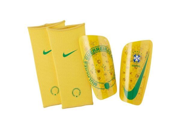 Jalgpalli säärekaitsmed Nike CBF Mercurial Lite SP2180-749