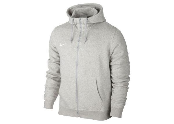 Lasten huppari Nike Team Club Full-Zip Hoodie Junior 658499-050