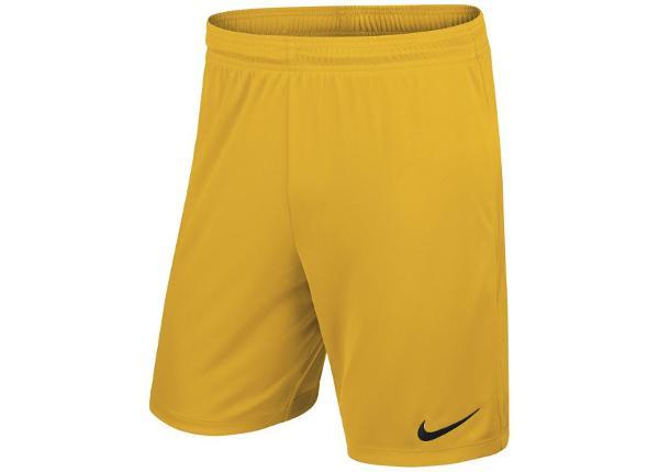Laste lühikesed jalgpalli püksid Nike Park II Junior 725988-739