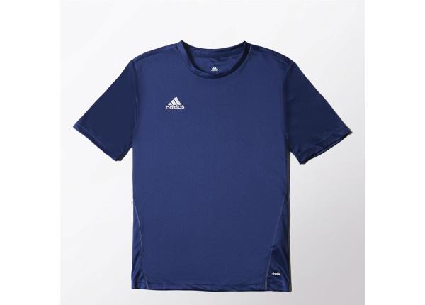 Laste jalgpallisärk adidas Core Training Jersey Jr S22397
