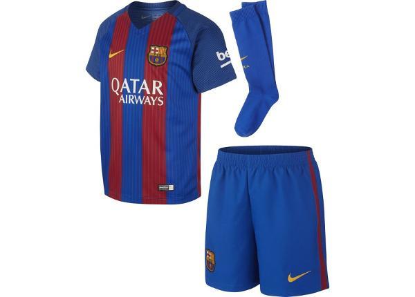 Laste jalgpallikomplekt Nike FC Barcelona Stadium Home Kids 776733-415