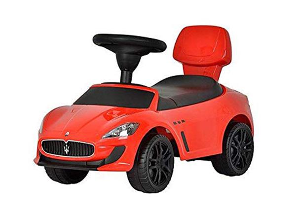 Potkuauto Maserati punainen UP-182206