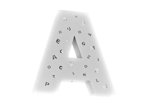 Seinävalaisin Literka A AA-182403