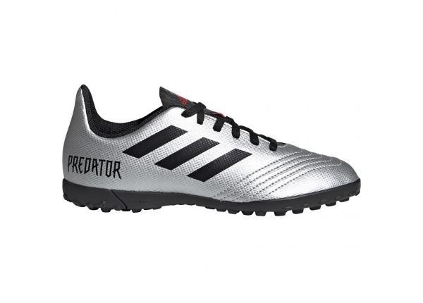 Laste kunstmuru jalgpallijalatsid adidas Predator 19.4 TF Jr G25825