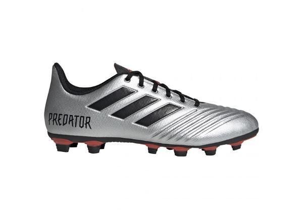 Miesten jalkapallokengät nurmikentälle adidas Predator 19.4 FxG M F35597