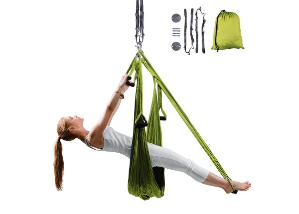 Joogakiik roheline inSPORTline
