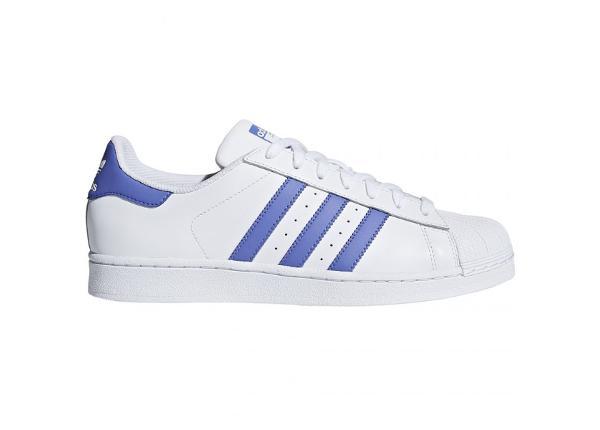 Miesten vapaa-ajan kengät Adidas Superstar M G27810