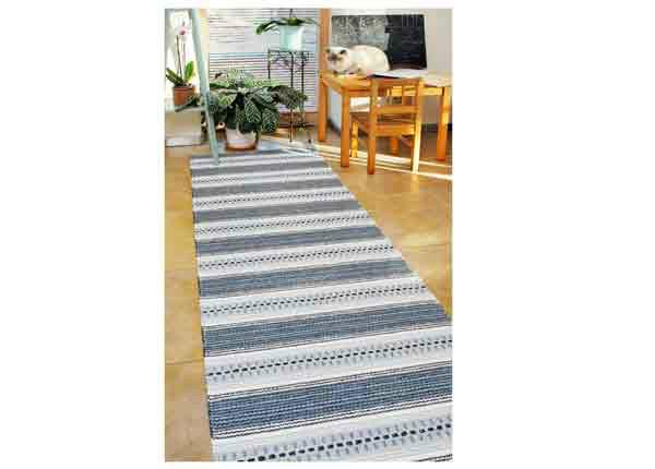 Narma muovimatto Runö grey 70x100 cm