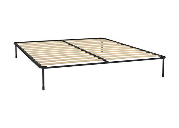 Metallraamiga voodipõhi 160x200 cm