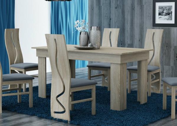 Обеденный стол 80x160 cm TF-183444