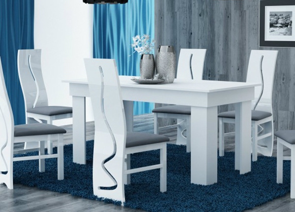 Ruokapöytä 80x160 cm TF-183445