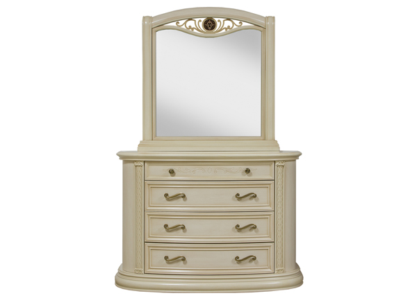 Kummut peegliga Nizza BM-183471
