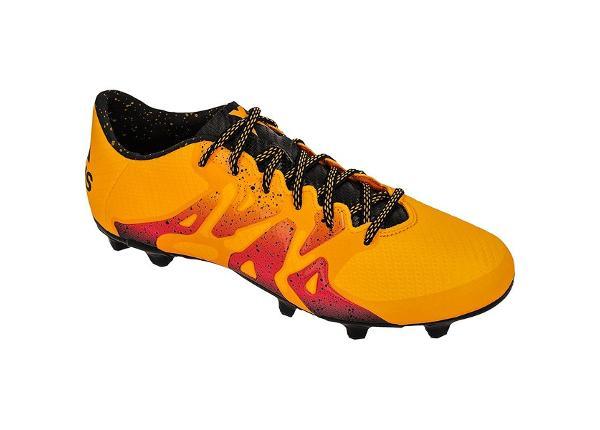 Meeste muru jalgpallijalatsid adidas X 15.3 FG/AG M S74632