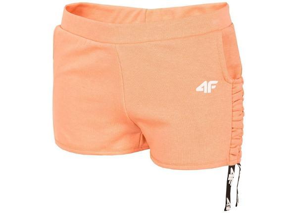 Naiste lühikesed püksid 4f J4L19-JSKDD203 64S
