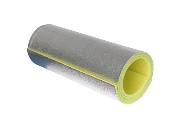 Matkamatt 8 mm 180x50cm alumiinium