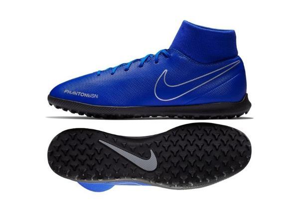 Meeste kunstmuru jalgpallijalatsid Nike Phantom VSN Club DF TF M AO3273-400