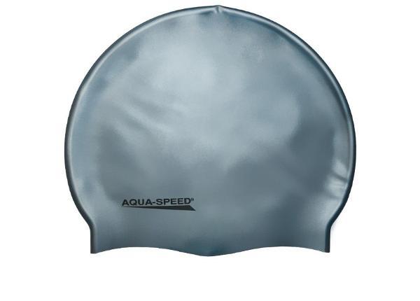 Täiskasvanute Ujumismüts Aqua-Speed Silikoon Mega 7