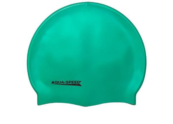 Täiskasvanute Ujumismüts Aqua-Speed Silikoon Mega 9 TC-183943