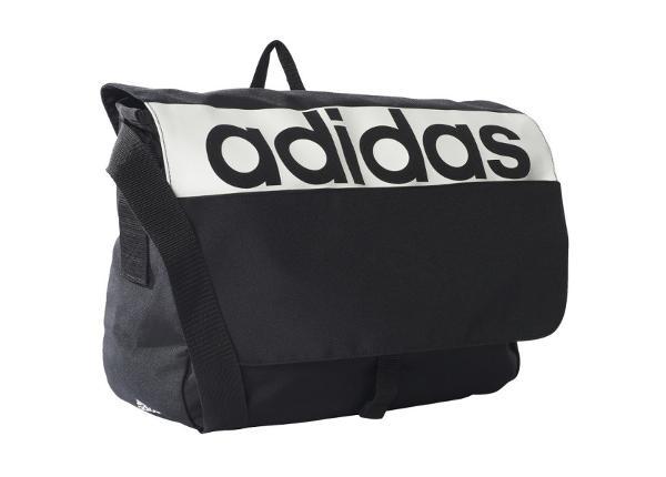 Urheilukassi Adidas Linear Performance Messenger Bag S99972