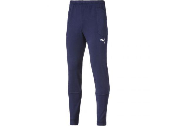 Miesten verryttelyhousut Puma Liga Casuals Pants M 655319 06