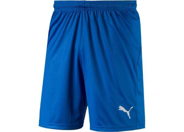 Miesten jalkapalloshortsit Puma Liga Shorts Core M 703436 02