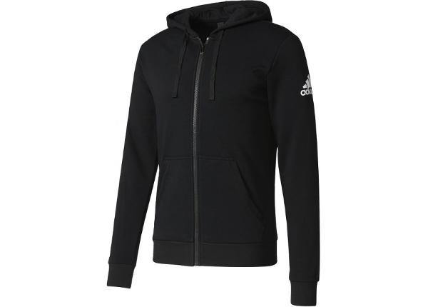 Miesten huppari Adidas Essentials Base Full Zip Hoodie Fleece M BK3717
