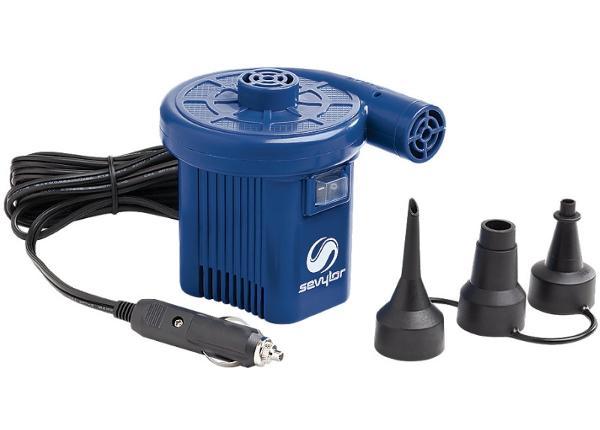 Õhupump elektriline 12V universaalne Sevylor