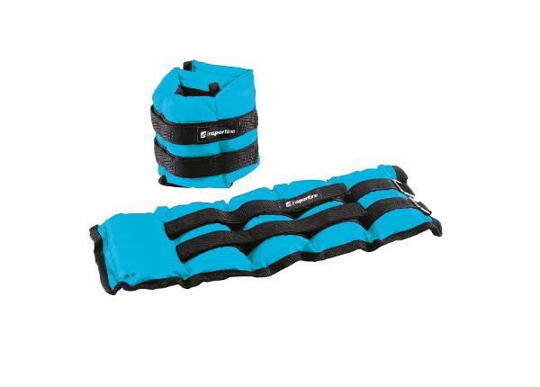 Käe ja jalaraskused sinised 2x2 kg inSPORTline
