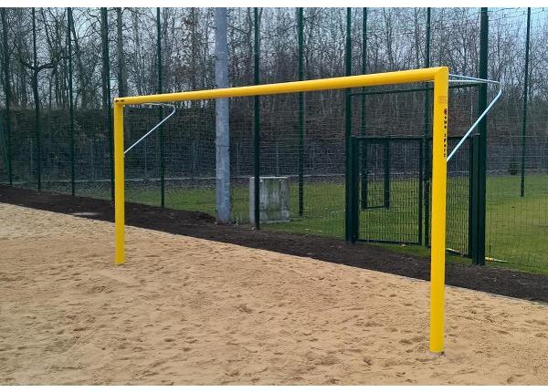Rannajalgpalli värav alu 5,5 x 2,2 m fikseeritud