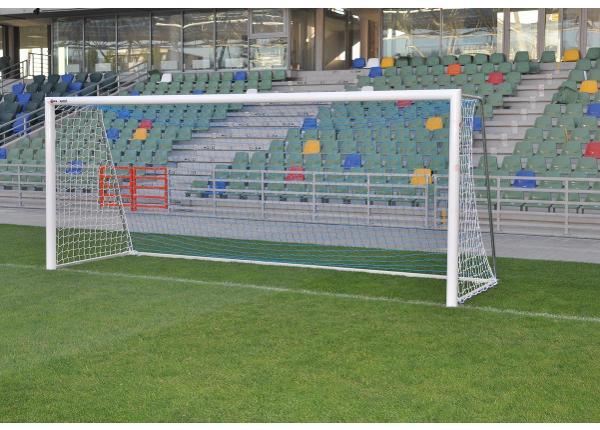 Jalgpallivärav alumiiniumist teisaldatav 5,0 x 2,0 m