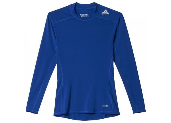 Miesten treenipaita Adidas Techfit Base Long Sleeve M AJ5018