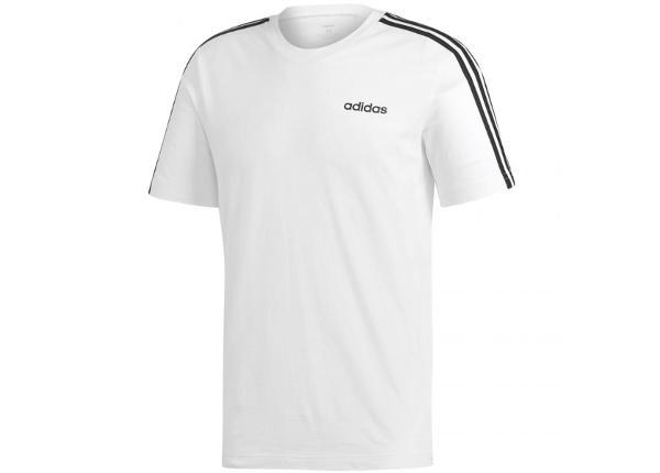 Miesten t-paita Adidas Essentials 3 Stripes Tee M DU0441